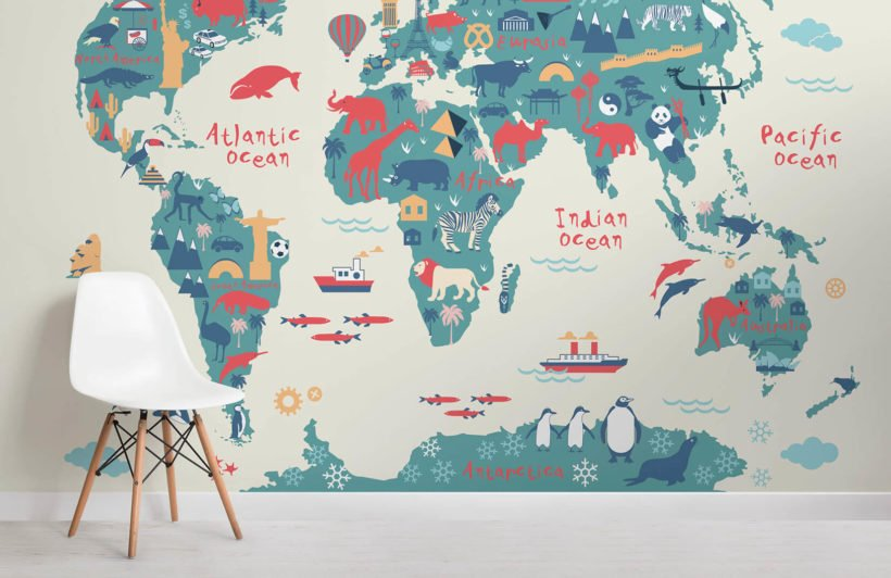 explorer-kids-map-childrens-room-wall-murals