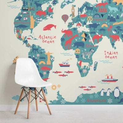 explorer-kids-map-childrens-square-1-wall-murals