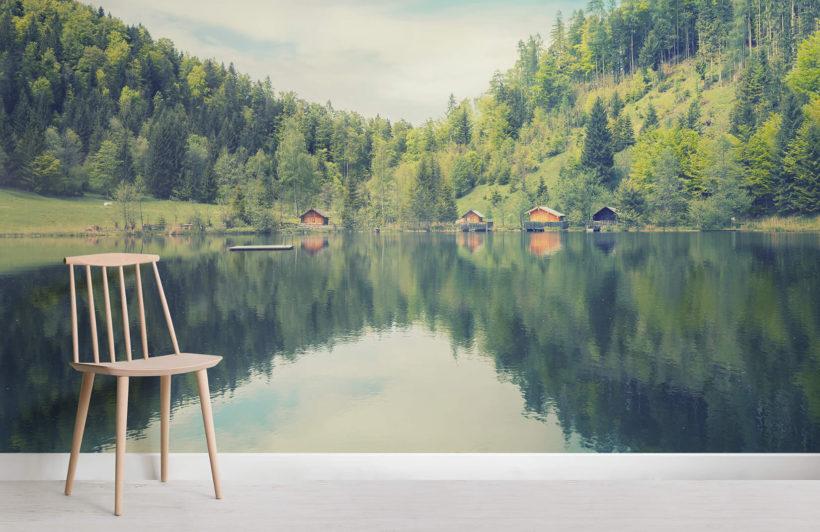 finnish-lake-landscape-room-wall-murals