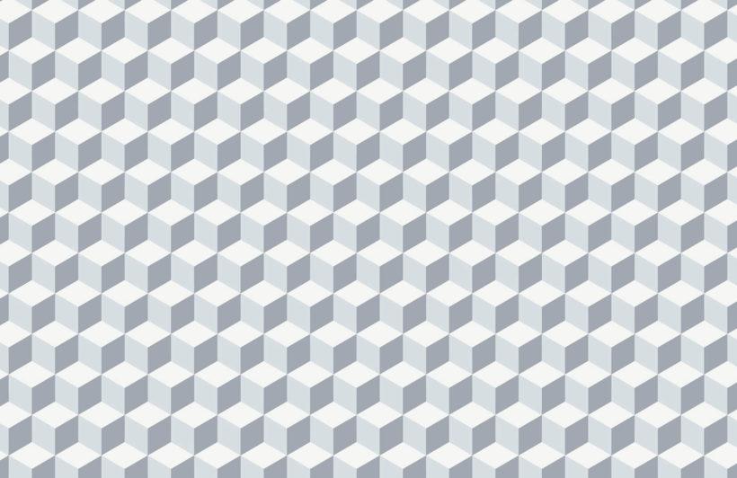 geometric-3d-cube-design-plain-wall-murals