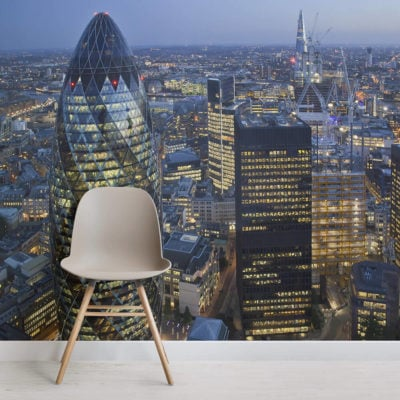 gherkin-at-night-city-square-wall-murals