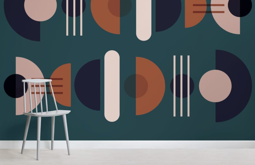 green-and-neutral-mid-century-modern-geometric-wallpaper-mural