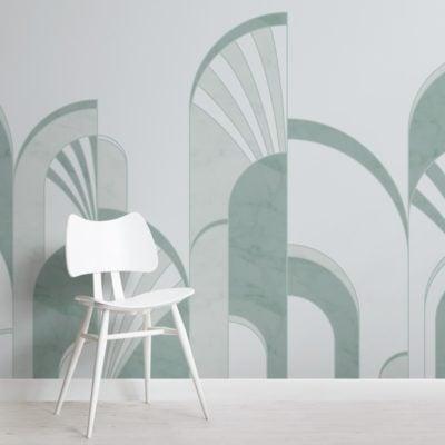 green-art-deco-print-arches-wallpaper-mural