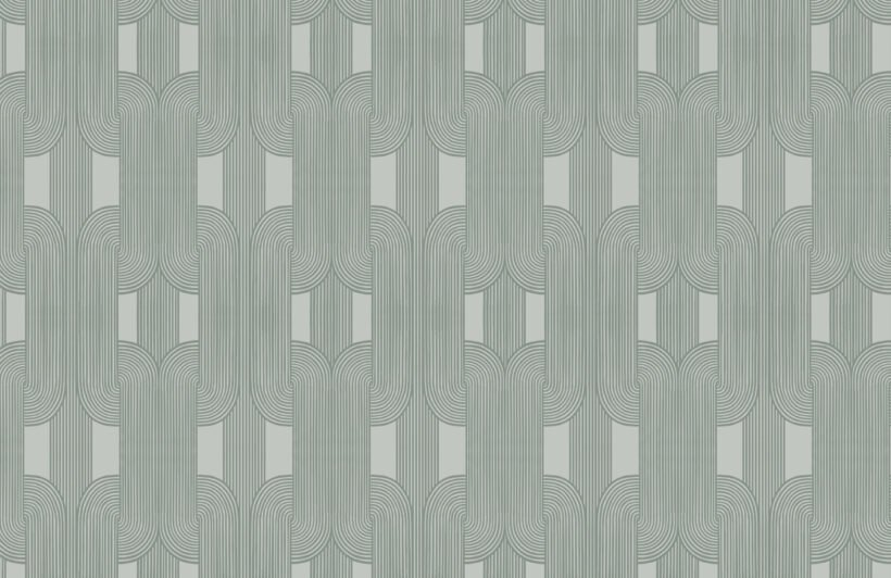 green-calming-lines-and-curves-repeat-pattern-wallpaper