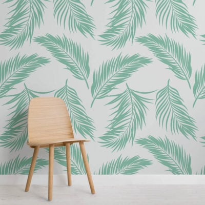 green-fern-leaf-design-square-2-wall-murals