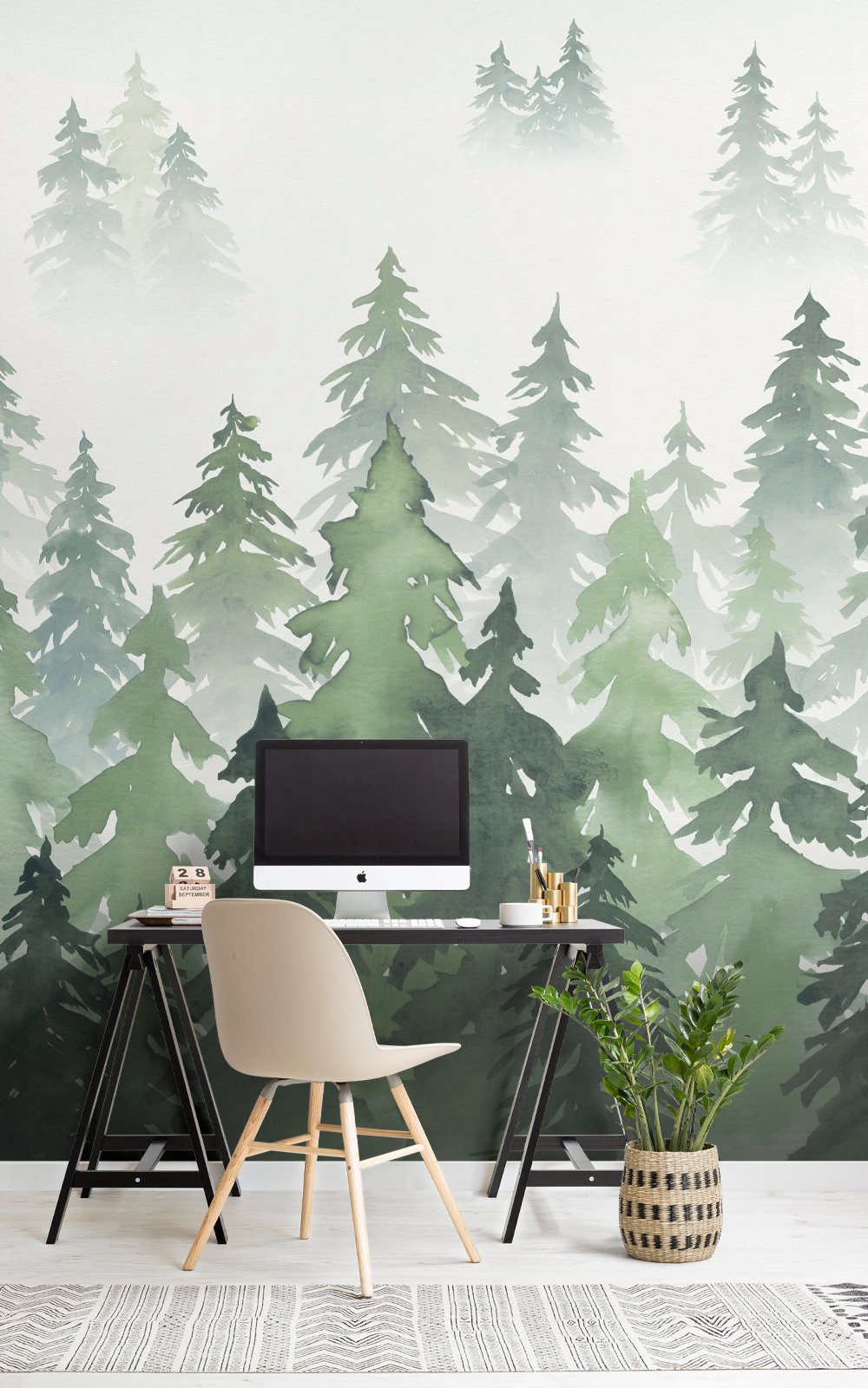 Forest Wallpaper Poster