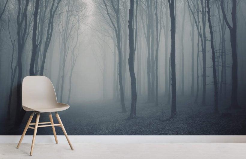 grey-mist-forest-mural-wallpaper-room-wall-murals