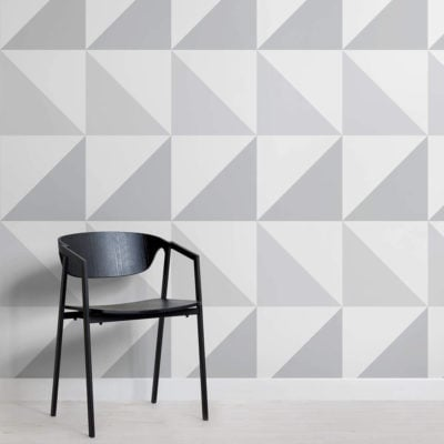 grey-triangles-square-wall-murals