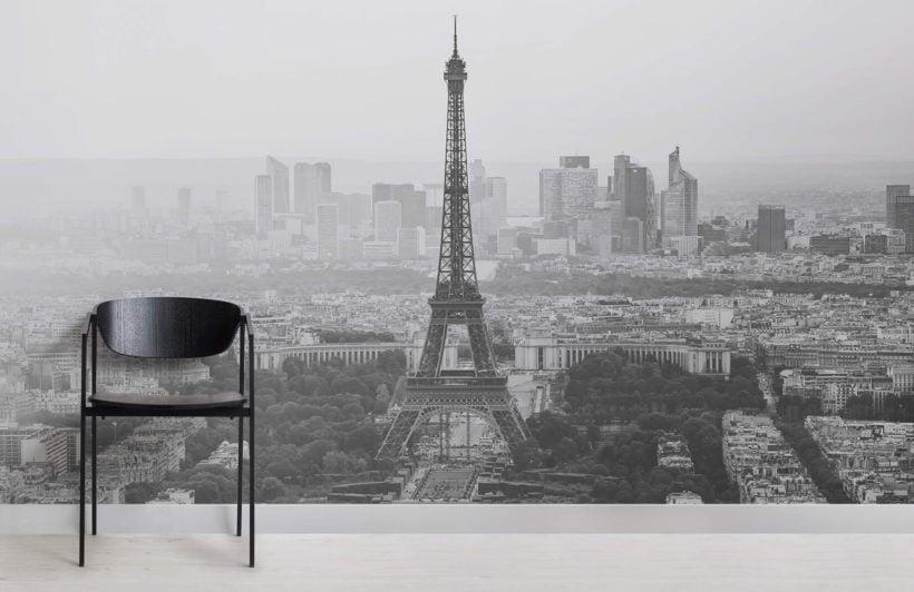 greyscale-paris-wallpaper-city-room-wall-murals