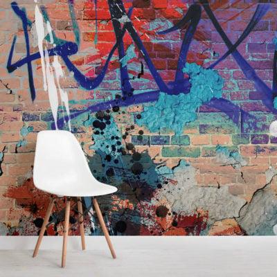 grunge-graffiti-square-1-wall-murals