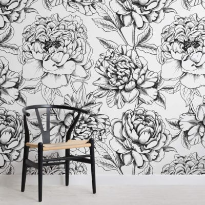 illustrated-floral-colour-in-wallpaper-square-wall-murals