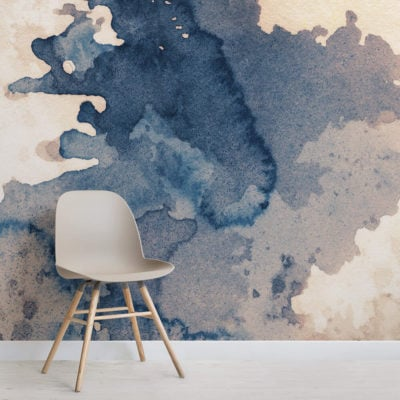 ink-blot-watercolour-texture-square-1-wall-murals
