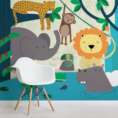 Jungle Friends Nursery