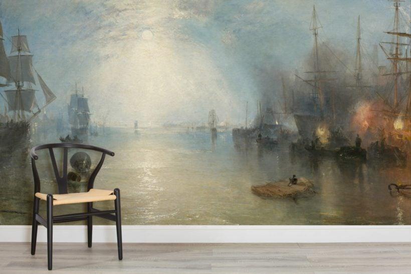 keelmen-heaving-coals-moonlight-turner-art-room-1-wall-murals