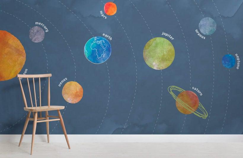 kids-planet-solar-system-nursery-room-wall-mural