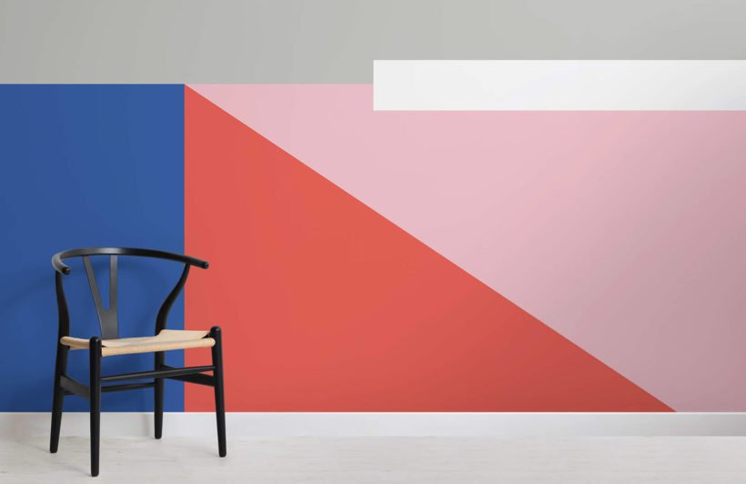 Lauinger - Colour Blocking - Room