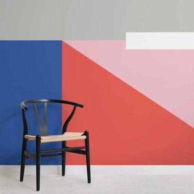 Lauinger - Colour Blocking- Square