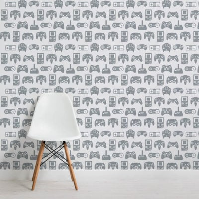 light-grey-retro-game-square-1-wall-murals