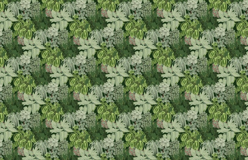 living-wall-green-house-plants-repeat-pattern-wallpaper
