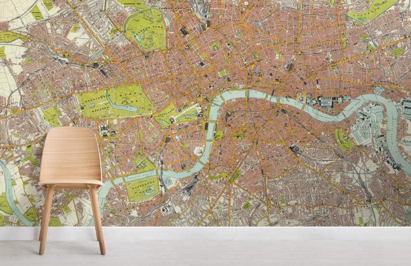 london-vintage-road-map-room-wall-murals