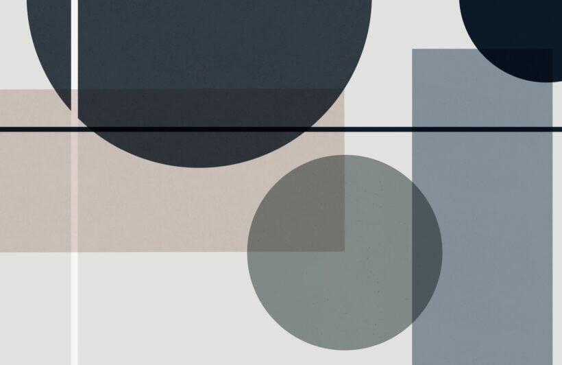 mid-century-modern-abstract-geometric-wallpaper-mural