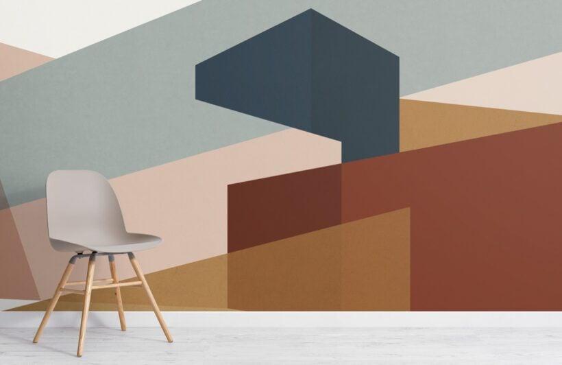 modern-abstract-block-shapes-wallpaper-mural