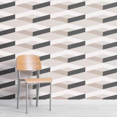modern-minimal-3d-effect-repeat-pattern-wallpaper