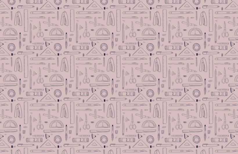 modern-pink-stationery-repeat-pattern-wallpaper