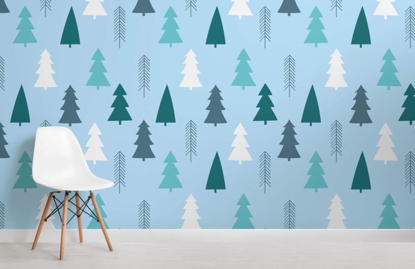 kids-mountain-forest-room-wall-mural