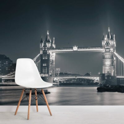 night-time-tower-bridge-square-1-wall-murals