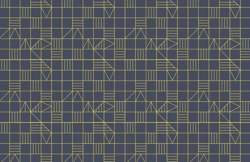 nonagon-classic-squares-product-wall-mural