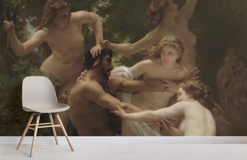 nymphs-and-satyr-art-room-1-wall-murals