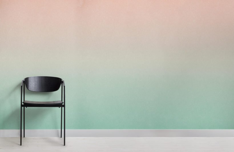peach-and-turquoise-fade-ombre-room-wall-murals