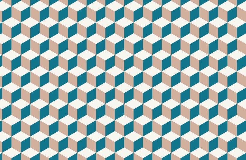 pink-and-blue-cubes-design-plain-wall-murals