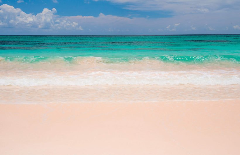 pink-beach-beach-plain-wall-murals