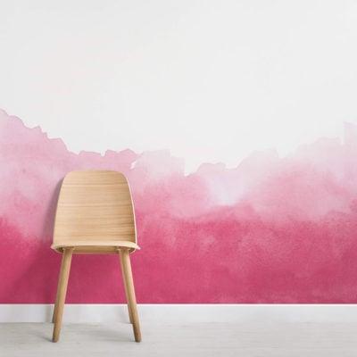 Pink Blend Watercolour