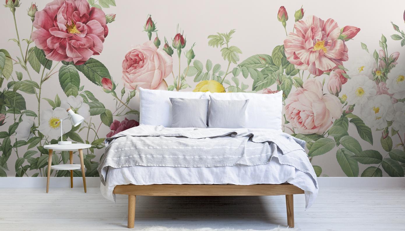 Flower Wallpaper Poster