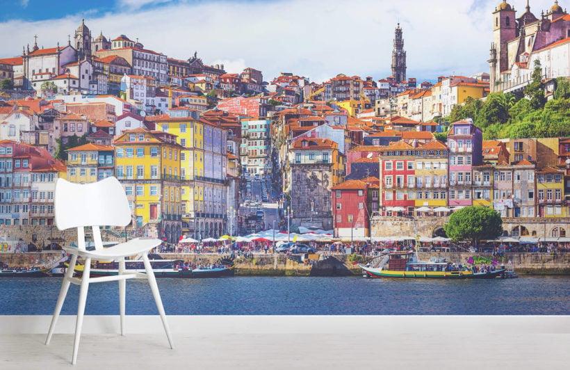 portugal-porto-city-room-wall-murals
