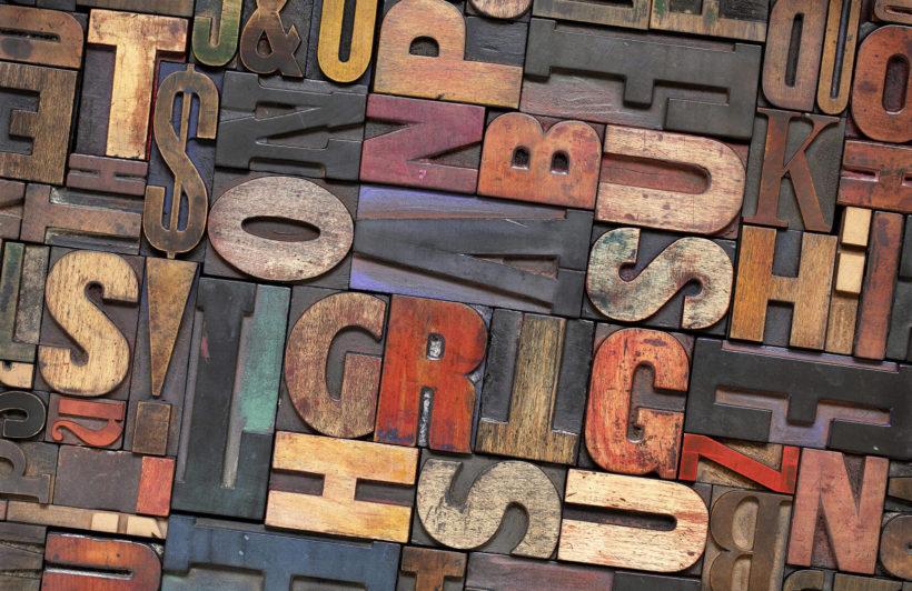 print-letters-retro-plain-wall-murals