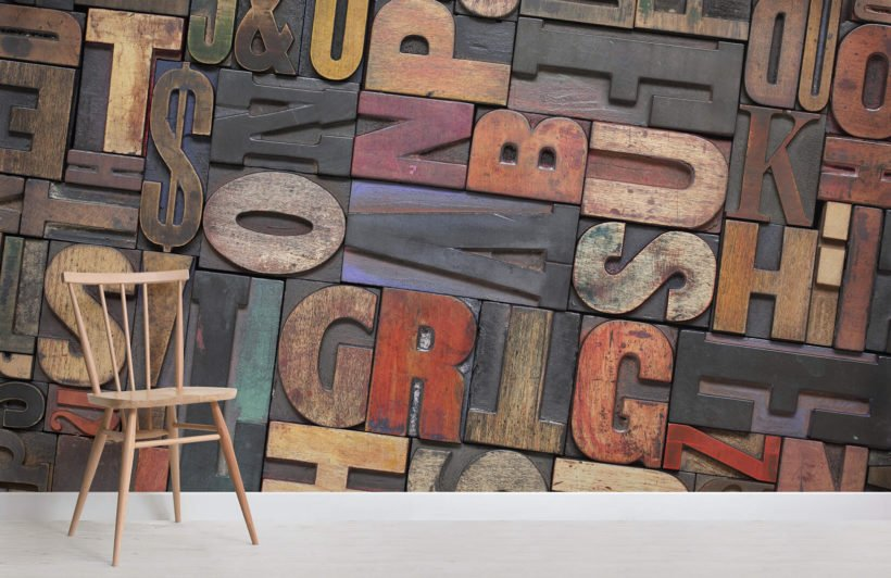 print-letters-retro-room-wall-murals