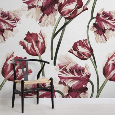 red-tulip-flowers-square-wall-murals