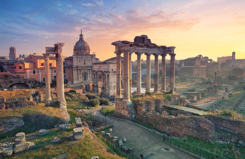 rome-forum-city-plain-wall-murals