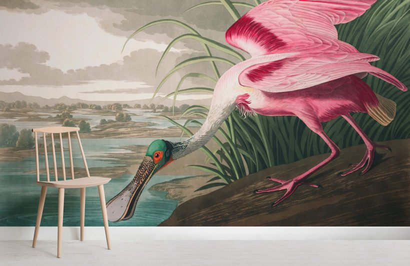 roseate-spoonbill-chair