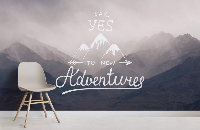 say-yes-quote-wall-mural-room