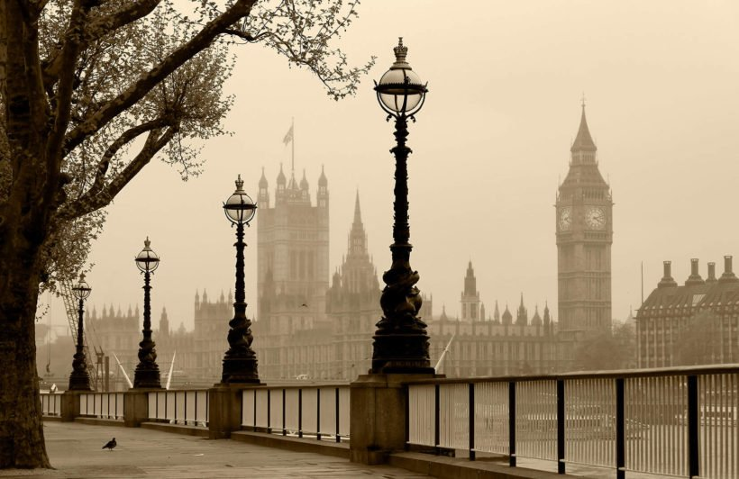 sepia-houses-of-parliament-city-plain-wall-murals