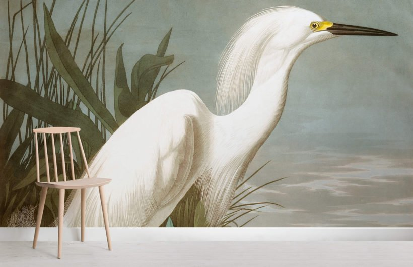 snowy-heron-chair