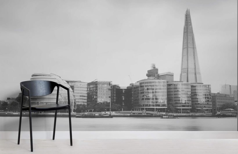 southwark-greyscale-city-room-wall-murals