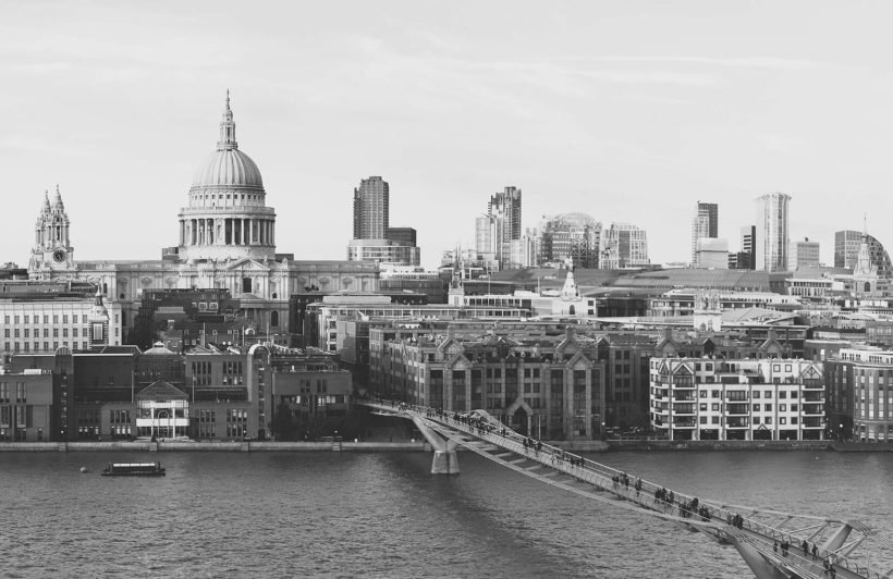 st-pauls-cathedral-skyline-city-plain-wall-murals