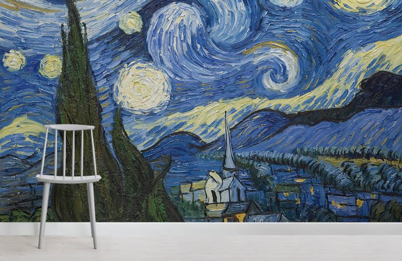 starry-night-art-room-wall-murals