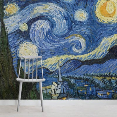 starry-night-art-square-wall-murals
